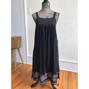 BNWT Margaret O'Leary Boho Santorini Dress, Sz Sm